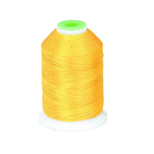 (Coats & Clark Trilobal Embroidery Thread 1100 Yds. Spark Gold )