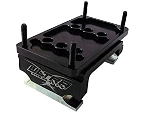 NEW ULTRAMAX KARTING ULTRA PRO MOTOR MOUNT, BLACK ANODIZED, 8 & 15 DEGREE AVAILABLE