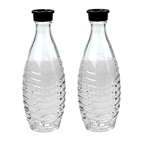SodaStream Glass Carafe - For Penguin or Crystal
