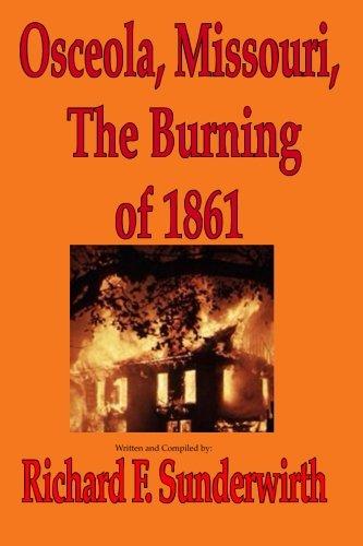 Osceola, Missouri, The Burning of 1861