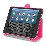 Incipio Lexington Hard Shell Folio Case for Apple iPad Mini 1 2 3 - Pink