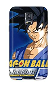 Hot Tpu Cover Case For Galaxy/ S5 Case Cover Skin - Dragon Ball Gt