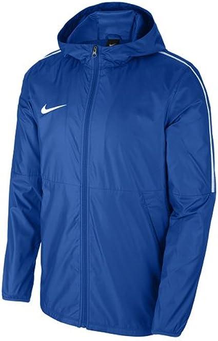 NIKE park18Rain Jacket Chaqueta de Lluvia, Todo el año, Hombre, Color