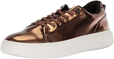 Guess Men's Delacruz Sneaker, Brown, 7 D(M) US,Gmdelacruz