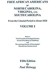 Free African Americans. 5th Ed. Vol. 1