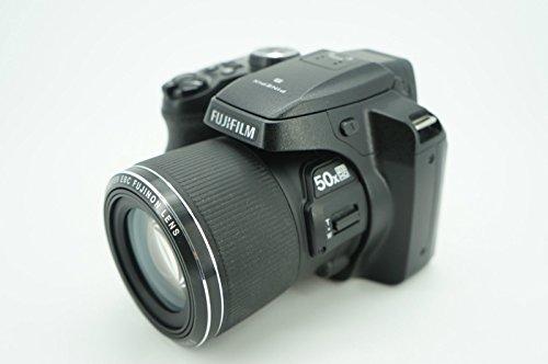 Fujifilm FinePix 16 MP Digital Camera with 50x Optical Zoom,