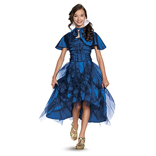 Creative Halloween Costumes For 9 Year Olds (Disguise 88130G Evie Coronation Deluxe Costume, Large (10-12))