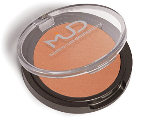 MUD Rose Beige Cheek Color Compact (Cheek Colour Rose)
