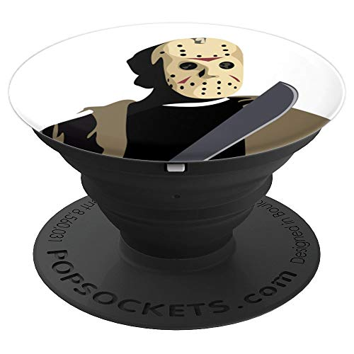 Horror Pop Socket - PopSockets Grip and Stand for Phones and Tablets]()