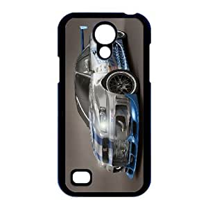 Voiture divers Nissan skyline ,TPU Phone case for Samsung Galaxy S4 Mini i9190,black