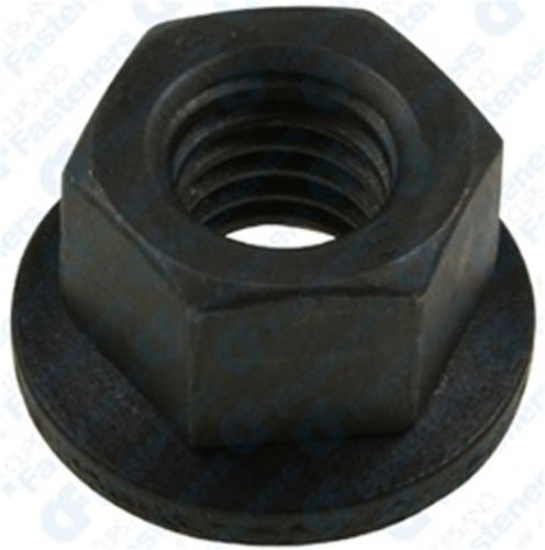 25 M8-1.25 Free Spinning Washer Nut 18mm O.D. ()