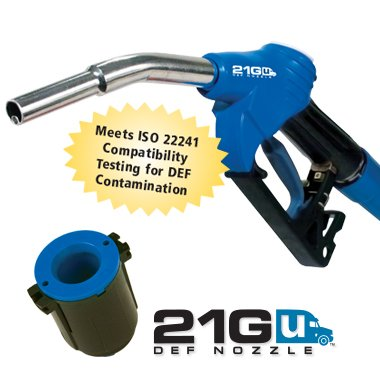 21GU-0500 - DEF NOZZLE, WAYNE, BENNET USE WITH MIS-FILLING DEVICE by OPW