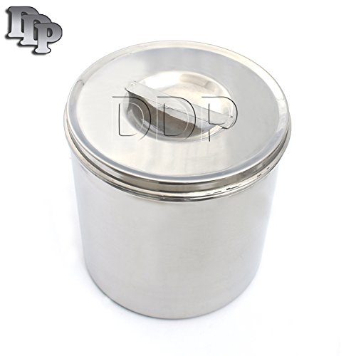 DDP DRESSING JARS - 6 7/8'' X 4 7/8''. CAPACITY: 2 1/8 QT. by DDP (Image #1)