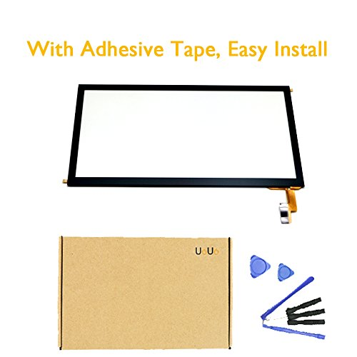 (UoUo Touch digitizer Screen panel Replacement Part For KIDS Sprout Channel Cubby 7