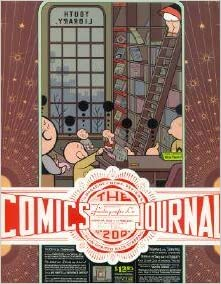 Book The Comics Journal : The Magazine of Comics News and Criticism Number 200