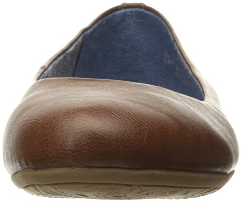 Flat Shoes Ballet Whiskey Scholl's Dr Giorgie Women's fO6XZfT1