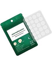 Acne Healing Patch Gezicht Puistje Absorberende Cover Huid Acne Behandeling Sticker Hydrocolloid Pimple Patches voor Dag Gebruik 22 Stks