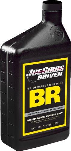 (Driven JGR00106 Joe Gibbs 00107 BR 15W-50 Break-in Motor Oil - 1 Quart Bottle, Case of 12)