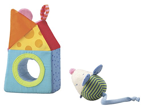 HABA Mouse In The House Clutching ()