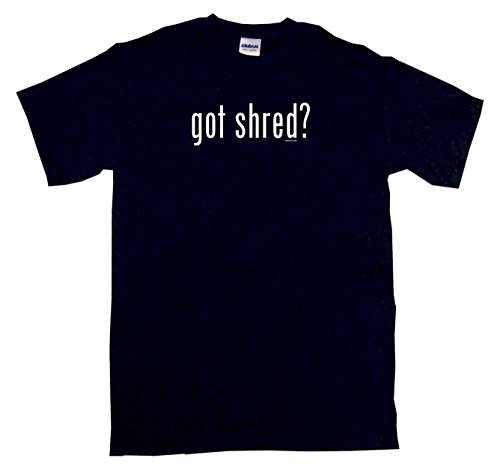 Got Shred Mens Tee Shirt 3Xl Black