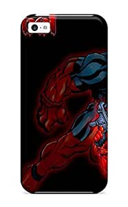 LJF phone case Excellent iphone 4/4s Case Tpu Cover Back Skin Protector Deadpool