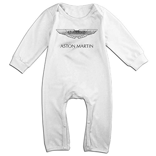 kamici-inflant-aston-martin-cars-logo-long-sleeve-romper-suit-climb-clothes-white-24-months