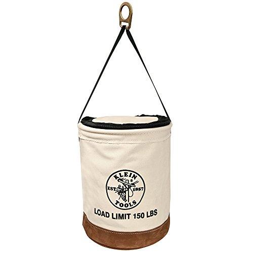 - Heavy Duty Top Closing Bucket, 22-Inch Klein Tools 5104CLR22