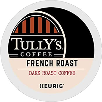 Tully's Coffee French Dark Roast K Cup