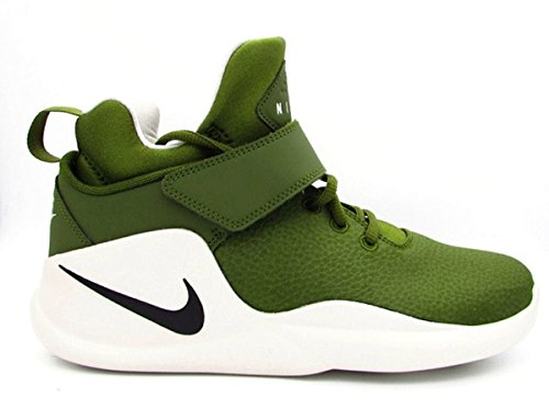 NIKE Mens Kwazi Basketball Shoe (Legion Green, 11)