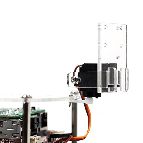 Servo Package For The Gopigo And Raspberry Pi