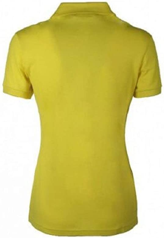 Lacoste - Polo MC Cuello us3 pf269e Amarillo 32: Amazon.es: Ropa y ...