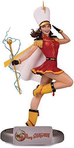 DC Bombshells: Mary Shazam! Statue (Dc Shazam Statue)