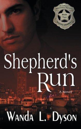 book cover of Shepherds Run