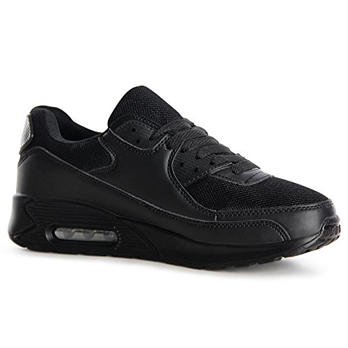 Femmes Topschuhe24 Sneaker Black All Sport Chaussures De OawxaT