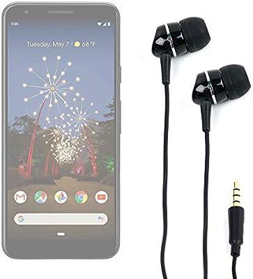 DURAGADGET Auriculares para Smartphone Google Pixel 3a, Google ...