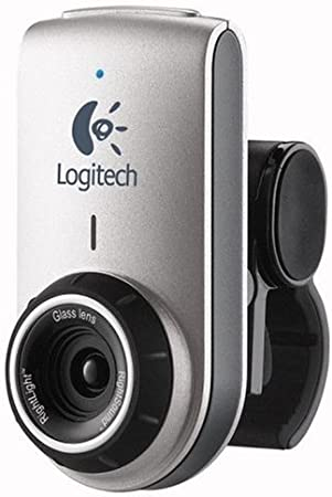 Amazon Com Logitech Quickcam Deluxe For Notebooks Silver Electronics