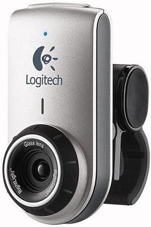 Amazon Com Logitech Quickcam Deluxe For Notebooks Silver Electronics