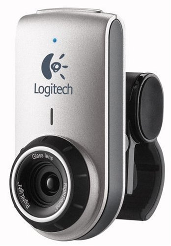 UPC 097855044495, Logitech QuickCam Deluxe for Notebooks (Silver)