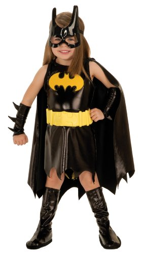 Rubie's Batgirl Toddler Costume - Toddler -
