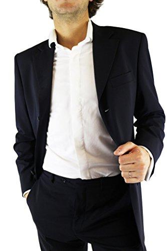 PIERO DEL BORGO - Costume - Homme bleu bleu