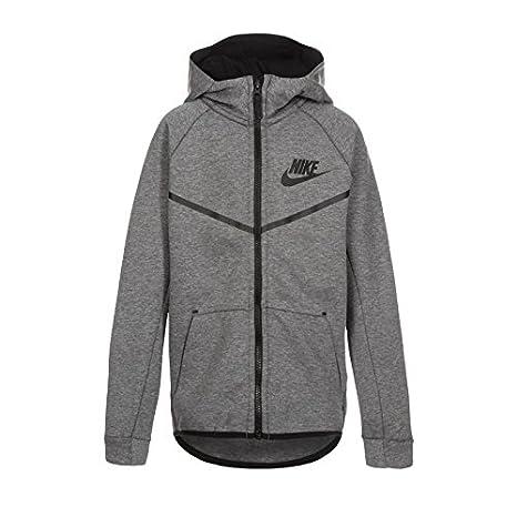 Nike Tech Fleece Windrunner Felpa con Cappuccio: Amazon.it