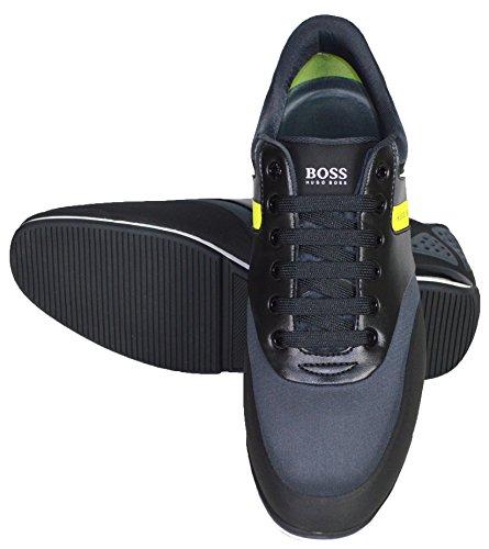 Uomo Dark Grey Grigio Dark Grey Boss Sneaker Hugo 40 Grigio vTxwEInq