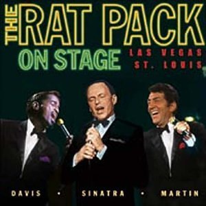 DEAN MARTIN - The Rat Pack On Stage: Live In Las Vegas 1963 & St. Louis 1965 (2cd) By Frank Sinatra - Zortam Music