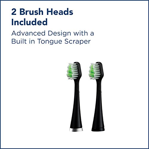 Waterpik Complete Care 9 0 Sonic Electric Toothbrush + Water Flosser, Black