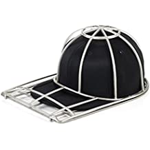 Ballcap Buddy Cap Washer- Hat Washer- Cap Cleaner (Silver) the Original Cap Washing Frame - Now Endorsed by SHARK TANK