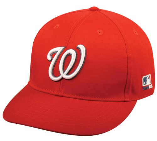 Youth Washington Jersey Home Nationals (2013 Youth FLAT BRIM Washington Nationals Home Red Hat Cap MLB Adjustable)