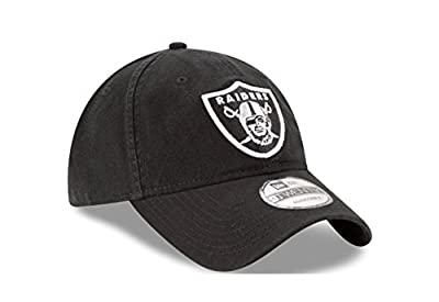 New Era Mens Oakland Raiders 9Twenty Core by New Era
