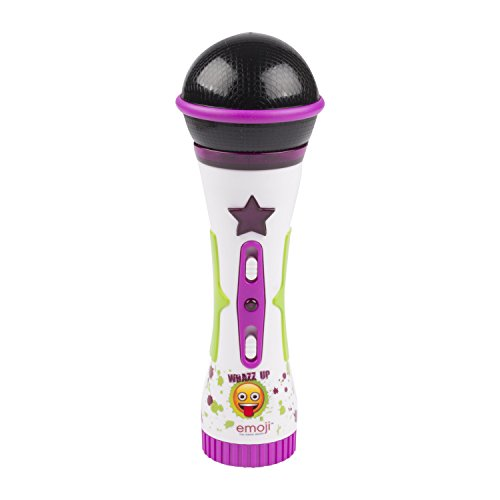 Emoji Karaoke Microphone Style May Vary