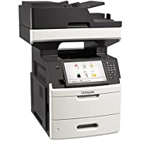 LEXMARK 24T7320 MX711dhe Multifunction Laser Printer, Copy/Fax/Print/Scan