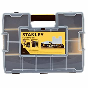 Stanley Consumer Tools STST14027 Sort Master Tool Organizer - Quantity 4 - - Amazon.com